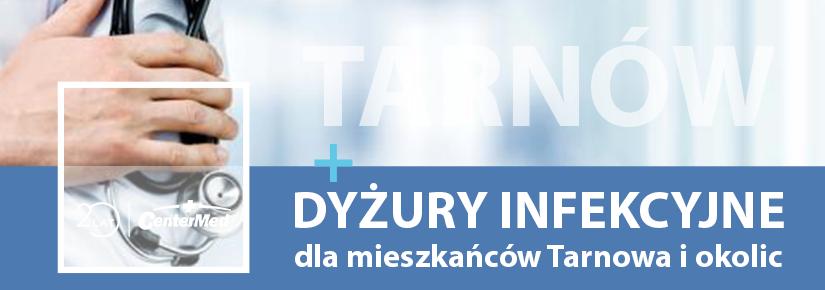 Dyżury infekcyjne w CenterMed dla mieszkańców Tarnowa i okolic