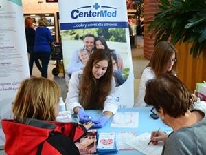 Udana akcja prozdrowotna w całej Polsce z CenterMed