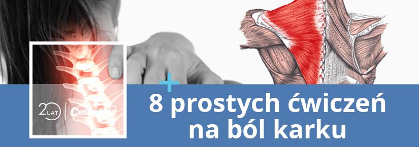 8 skutecznych ćwiczeń na ból karku, które pomogą na kłopoty z kręgosłupem