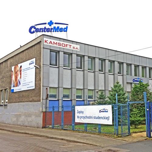CenterMed Uniwersytecka