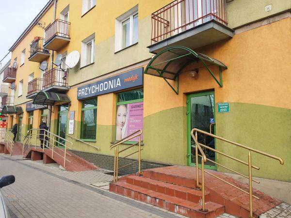 CenterMed - Szeroka