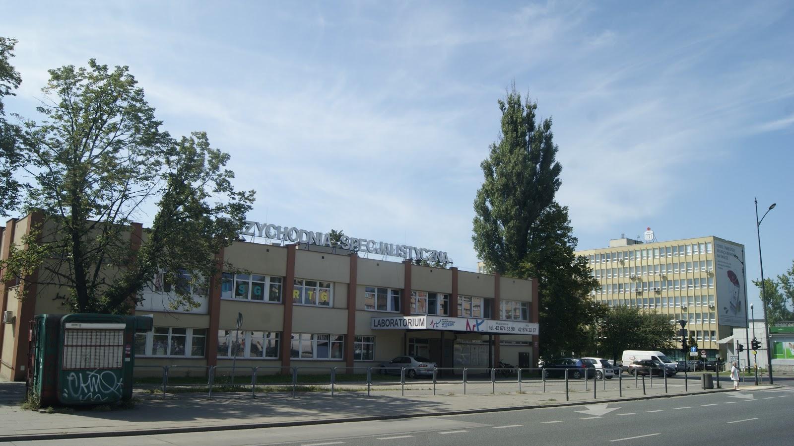 CenterMed - Widzew